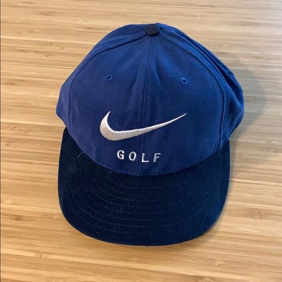 NWT Nike Golf Hat